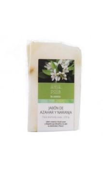 Jabón ecológico Azahar y naranja - Amapola - 100 gr.
