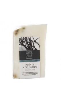 Jabón ecológico Algas marinas - Amapola - 100 gr.