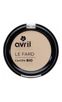 Sombra de ojos ecológica Beige Mat - Avril - 2,5 gr.