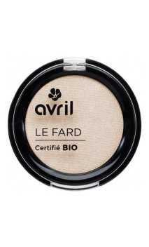 Sombra de ojos ecológica Désert - Avril - 2,5 gr.