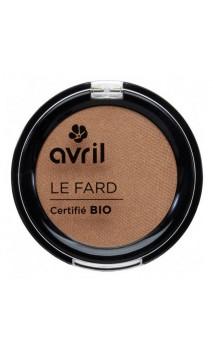 Sombra de ojos ecológica Cuivre Irisé - Avril - 2,5 gr.