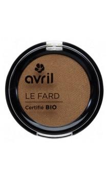 Fard à paupières BIO Noisette Irisé - Avril - 2,5 gr.