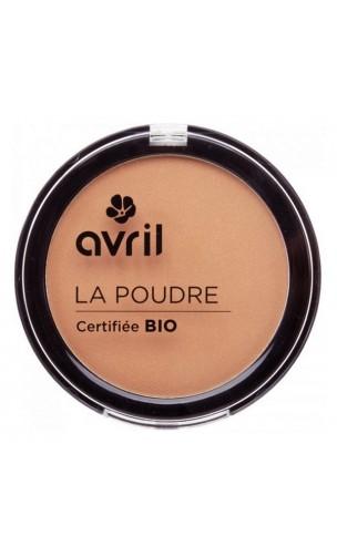 Poudre bronzante BIO Dorée - Avril - 7 gr.