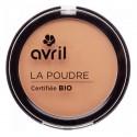 Polvo bronceador ecológico Caramel Doré - Avril - 7 gr.