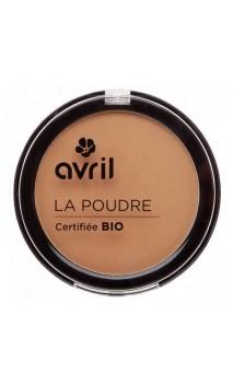 Polvo bronceador ecológico Ambrée - Avril - 7 gr.