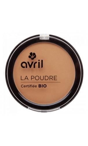Poudre bronzante BIO Ambrée - Avril - 7 gr.