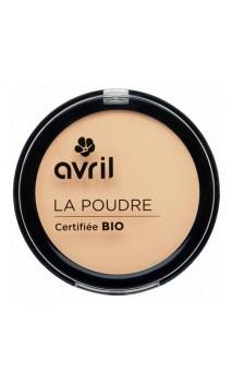 Polvo compacto ecológico Porcelana - Avril - 7 gr.