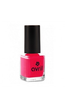 Vernis à ongles naturel Sorbet Framboise nº 565 - Avril - 7 ml.