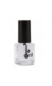 Base + Top coat naturel 2 en 1 - Avril - 7 ml.