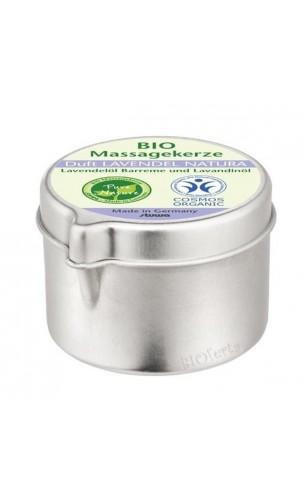 bougie de bio lavande stuwa 50 ml bioferta