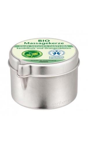 Vela de masaje bio Sentidos - Stuwa - 50 ml.