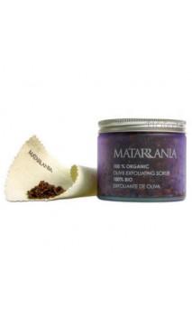 Exfoliante bio oliva - Matarrania - 250 ml.