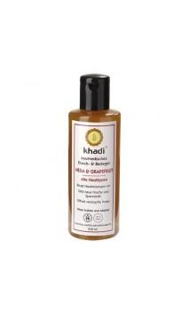 Gel douche BIO Neem & Pamplemousse - Khadi - 210 ml.