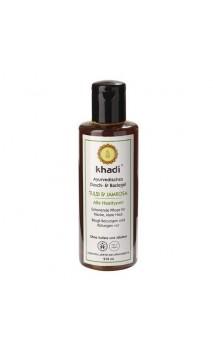 Gel de ducha ecológico Tulsi & Jamrosa - Khadi - 210 ml.