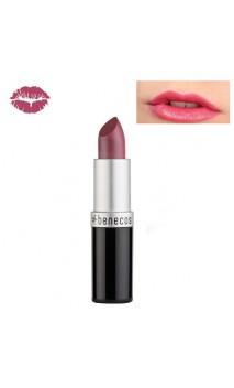 Rouge à lèvres bio Pink Rose - Benecos - 4,5 gr.