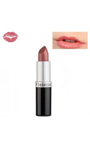 Rouge à lèvres bio Peach - Benecos - 4,5 gr.