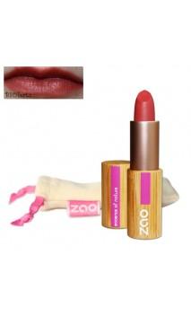 Rouge à lèvres bio - ZAO - Rouge orangé - Mate - 464