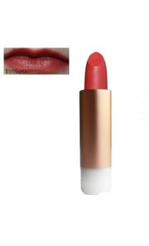 Recharge rouge à lèvres bio - ZAO - Rouge orangé - Mate - 464
