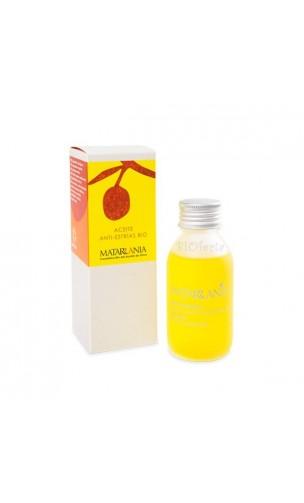 Huile hydratante corporelle bio Anti-vergetures - Matarrania - 100 ml.