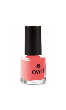 Vernis à ongles naturel Pamplemousse Rose nº 569 - Avril - 7 ml.