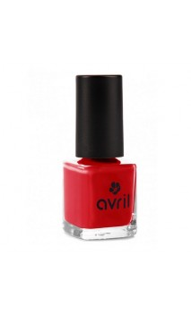 Esmalte de uñas natural Vermillon nº 33 - Avril - 7 ml.