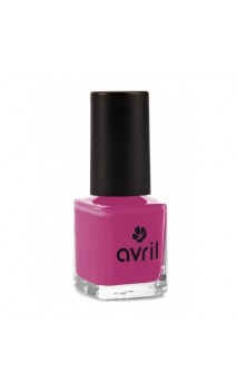 Vernis à ongles naturel Pourpre nº 568 - Avril - 7 ml.