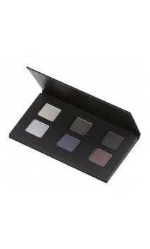 Paleta sombra de ojos ecológica Smoky - Avril - 9 gr.