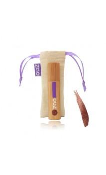 Laca de labios ecológica - ZAO Make Up - Brun rosé nacré - 033