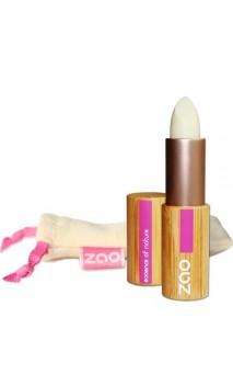 Bálsamo de labios ecológico en barra - ZAO Make Up - Transparente - 481 - 3,5 gr.