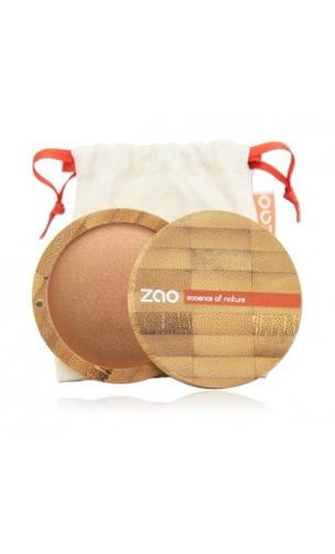 Terre cuite bio - Cuivre Doré - ZAO Make Up - 341 - 15 gr.
