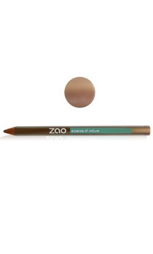 Lápiz ecológico - Beige Nude - ZAO Make Up - 603- Multifunción