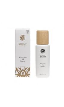 Leche limpiadora ecológica hidratante (Moisturizing Milk Cleanser) - NAOBAY - 200 ml.