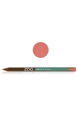 Crayon bio - Vieux rose - ZAO Make Up - 609- Multifonction
