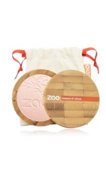 Iluminador bio Shine Up Powder - ZAO Make Up - 310 Champagne rosé - 9 gr.