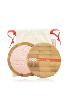 Shine Up Powder BIO - ZAO Make Up - 310 Champagne rosé - 9 gr.
