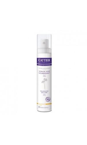 Crème de jour nourrissante bio Secret Botanique - Cattier - 50 ml.