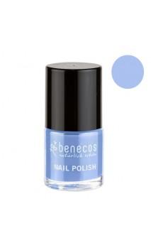 Vernis à ongles naturel - Blue Sky - Benecos - 9 ml.