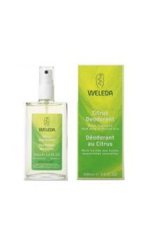 Déodorant bio Citrus - Weleda - 100 ml.