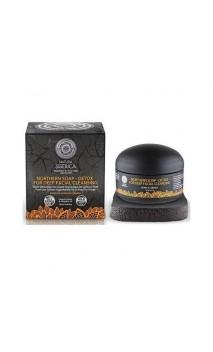 Jabón negro nórdico DETOX - Natura Sibérica - 120 ml.