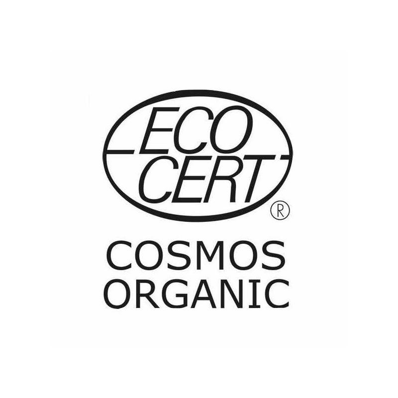Resultado de imagen de sello eco cert cosmos organic