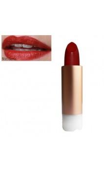 Recharge rouge à lèvres bio - ZAO - Rouge sombre - Mate - 465