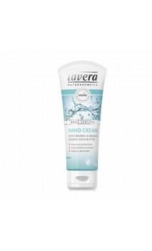 Crema de manos ecológica Basis Sensitiv Almendra & Karité bio - Lavera - 75 ml.