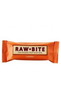 Súperbarrita energética ecológica Anacardos - Raw Bite - 50 gr.