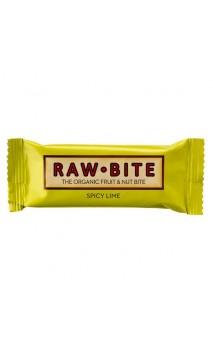 Barre énergétique BIO Citron & Gingembre - Raw Bite - 50 gr.