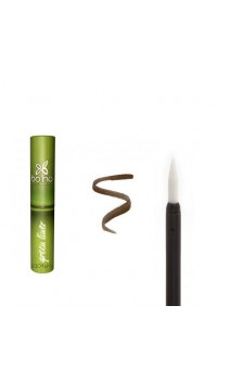 Eyeliner ecológico 02 Marrón - BoHo Green Cosmetics - 3 ml.