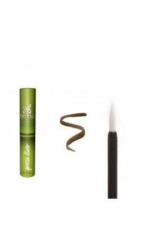 Eyeliner ecológico 02 Marrón - BoHo Green Cosmetics - 3 ml.