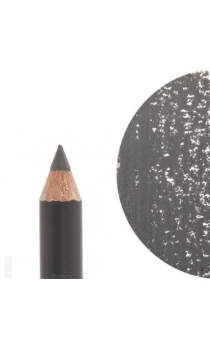 Crayon pour les yeux bio 04 Gris foncé - BoHo Green Cosmetics - 1,04 gr.