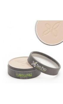 Poudre compacte bio 02 Beige clair - BoHo Green Cosmetics - 4,5 gr.