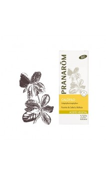 Aceite de Calófilo - Aceite vegetal ecológico - Pranarôm - 50 ml.