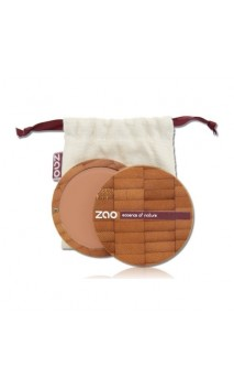 Fond de teint compact BIO 733 - Neutral - Zao Make Up - 7,5 gr.